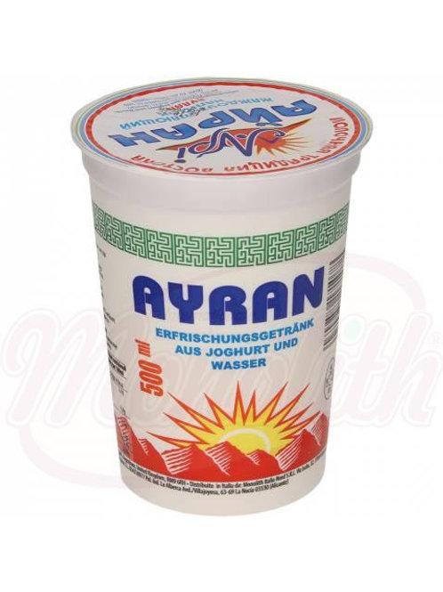 """Жаждоутоляющий тонизирующий напиток """"Айран"""" 0.5l"""