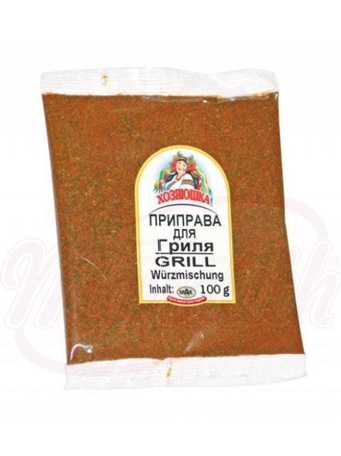 ***Приправа для грильного мяса 100g