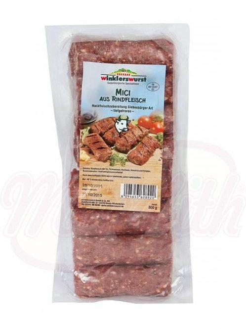 Mичи (румынские колбаски) из говядины 800g