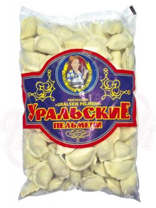 """Пельмени """"Уральские"""" замороженные 1kg"""