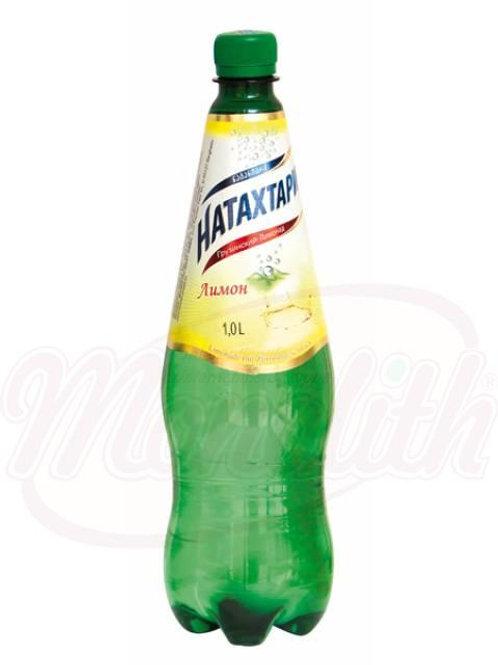 """***Лимонад """"Натахтари"""" с лимонным вкусом 1l"""