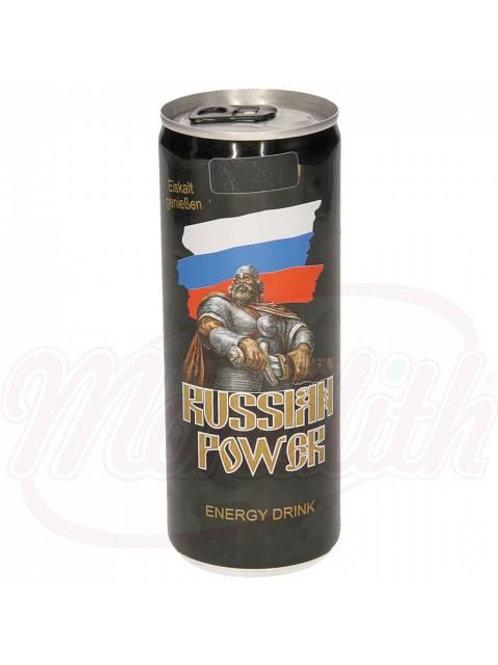 "Кофеиносодержащий напиток ""Russian Power"" 250ml"