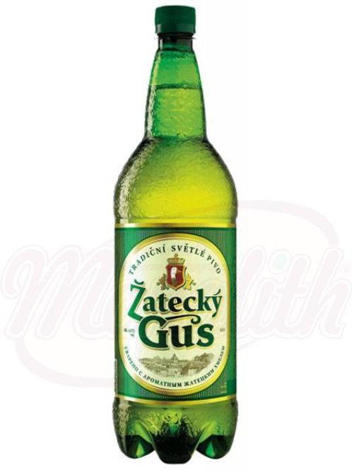"""Пиво """"Zatecky Gus"""" 4,6% алк. 1.35l"""
