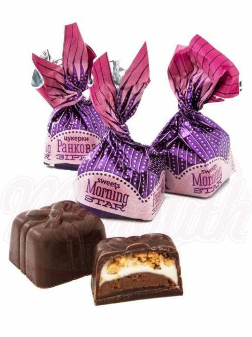 """Шоколадные конфеты """"Утренняя звезда"""" 100g"""