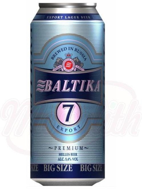 "Пиво ""Балтика №7"" 5,4% алк. 0.9l"