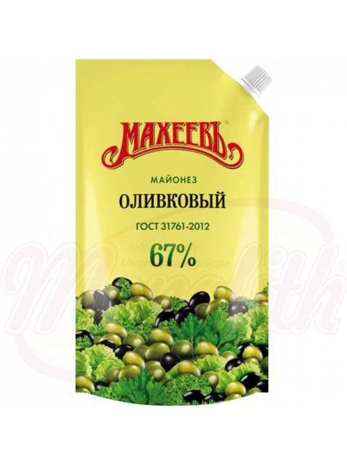"Майонез ""Оливковый"" 67%400g"