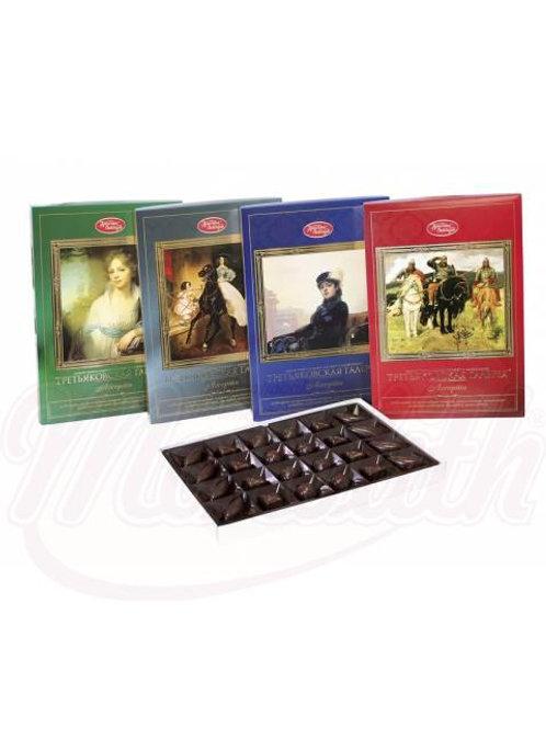 "Шоколадные конфеты ""Assorti Tret'jakovskaja galereja"" 240g"