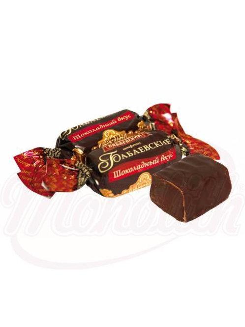 """Конфеты """"Бабаевские"""" со вкусом шоколада 100g"""