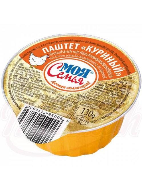 """Паштет """"куриный""""130g"""