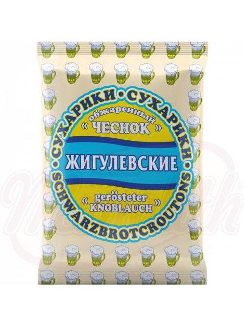 """Сухарики """"Жигулёвские"""" со вкусом обжаренного чеснока"""