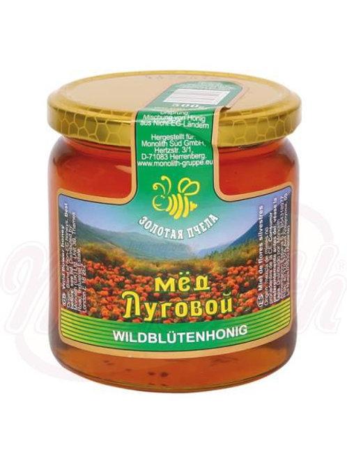 Луговой мёд 500g
