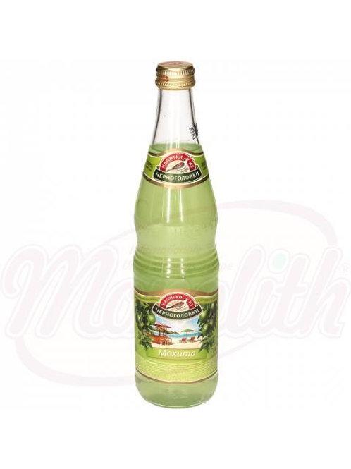 """Напиток безалкогольный сильногазированный """"Мохито"""".0.5l"""
