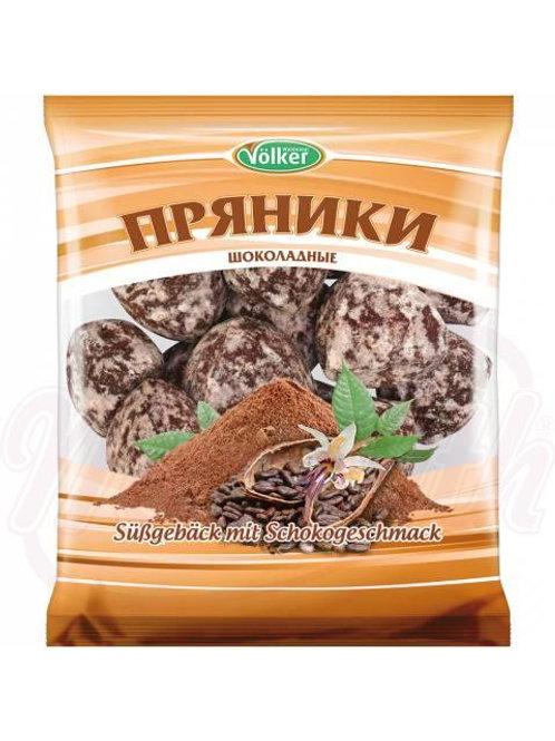 ***Пряники со вкусом шоколада 400g