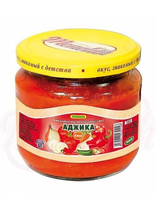 """Овощная приправа """"Аджика"""" нежная350g"""
