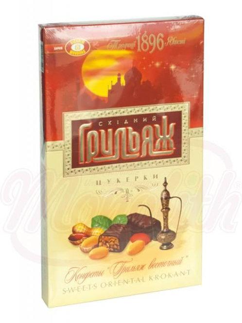"""Шоколадные конфеты """"Грильяж восточный"""" 270g"""