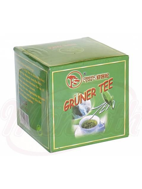 ***Чай зелёный китайский 250g