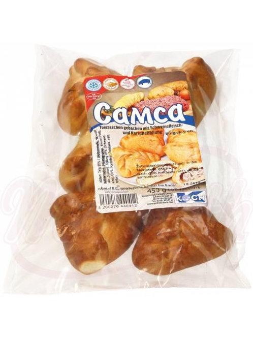 **печеные пирожки (Samsa), с мясом свинины и картошкой, мороженные 450g box-12pa