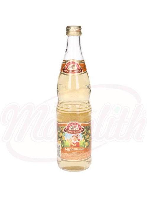 """Напиток безалкогольный, сильногазированный """"Лимонад Буратино""""0.5l"""