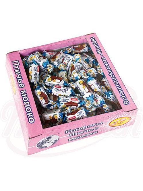 """Шоколадные конфеты """"Mleczko"""" с ванильным вкусом"""