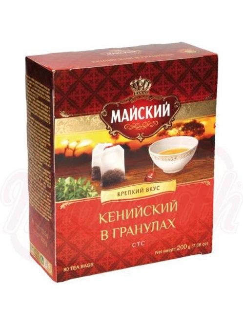 """***Чай кенийский""""Майский"""" в гранулах 80 x 2,5г."""