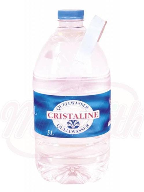 Минеральная родниковя вода 5l