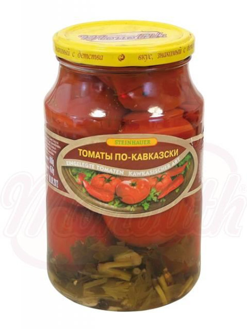 "Помидоры ""По- кавказски"" 850g"