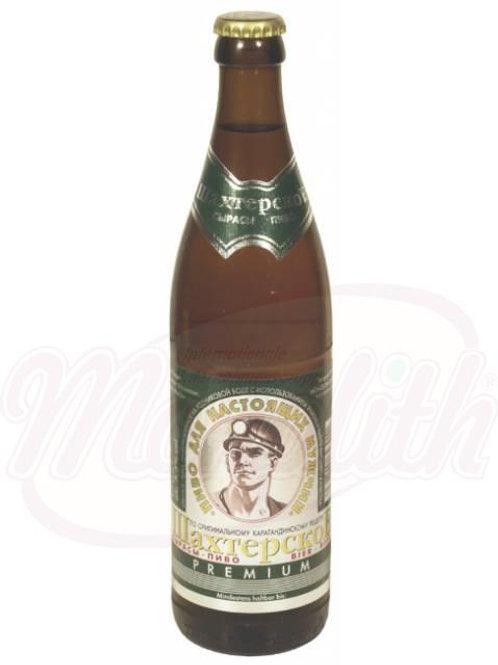 "Пиво ""Шахтерское"" 5,5% алк. 0.5l"