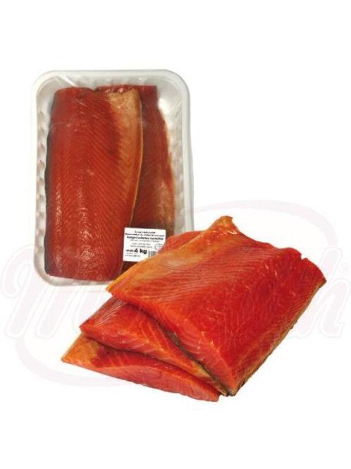 Филе лосося холодного копчения 1kg