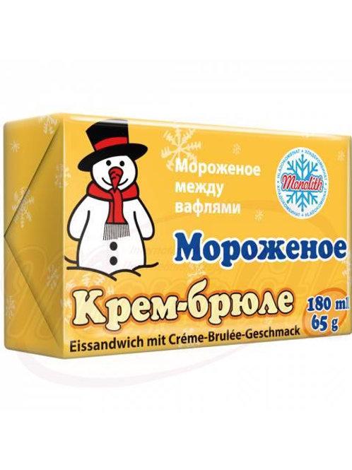 Мороженое крем-брюле 180ml