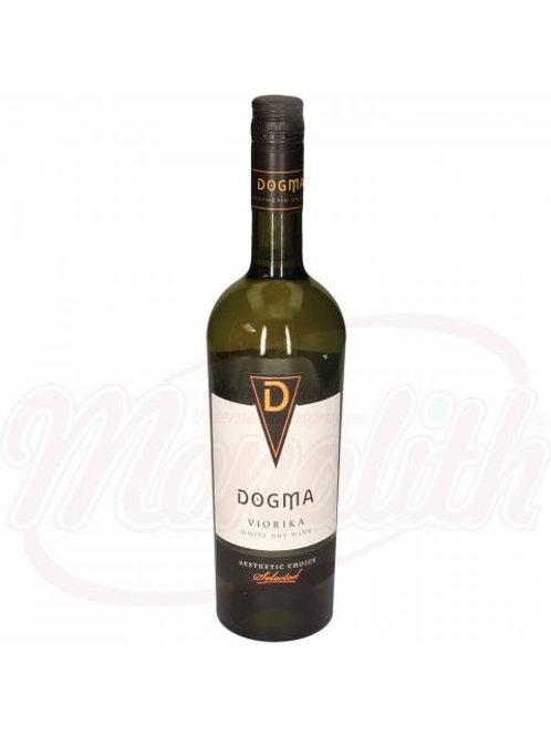 """Белое сухое вино из Молдавии """"Viorika"""" 0.75l"""