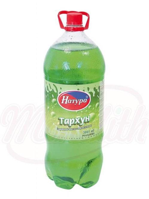 """Газированный прохладительный напиток """"Тархун"""" 3l"""