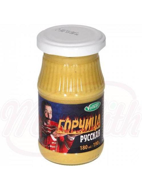 """Горчица """"Русская"""" 180g"""