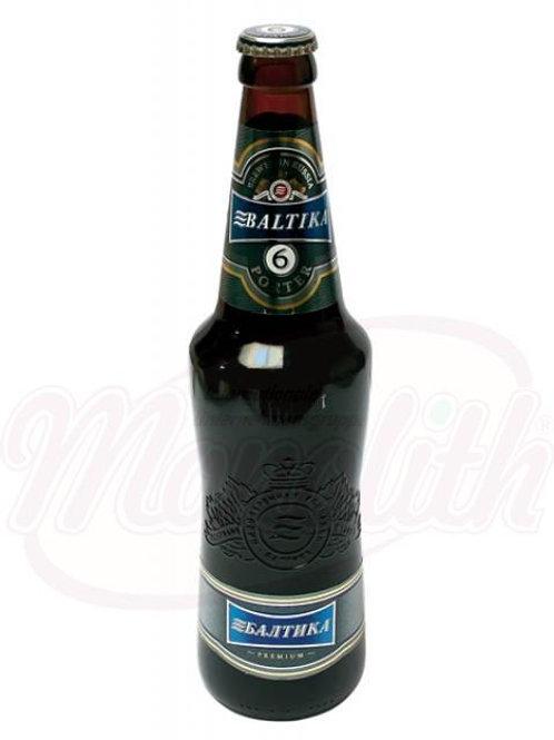 "Пиво ""Балтика"" №6, 7,0% алк. 0.5l"
