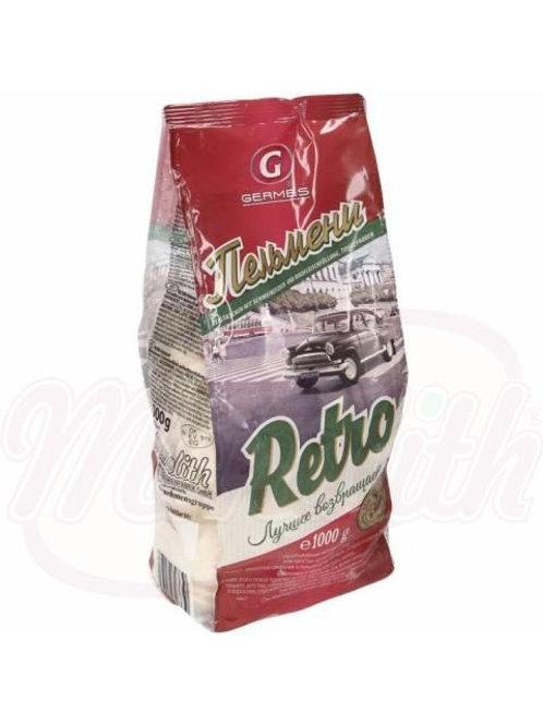 "Пельмени ""RETRO"", продукт глубокой заморозки 1kg"