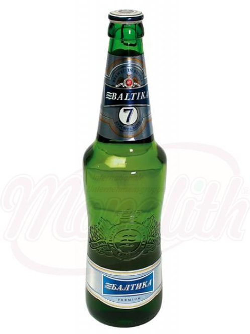 "Пиво ""Балтика"" №7, 5,4% алк. 0.5l"