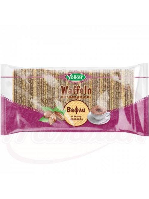 Вафли со вкусом шоколада 220g