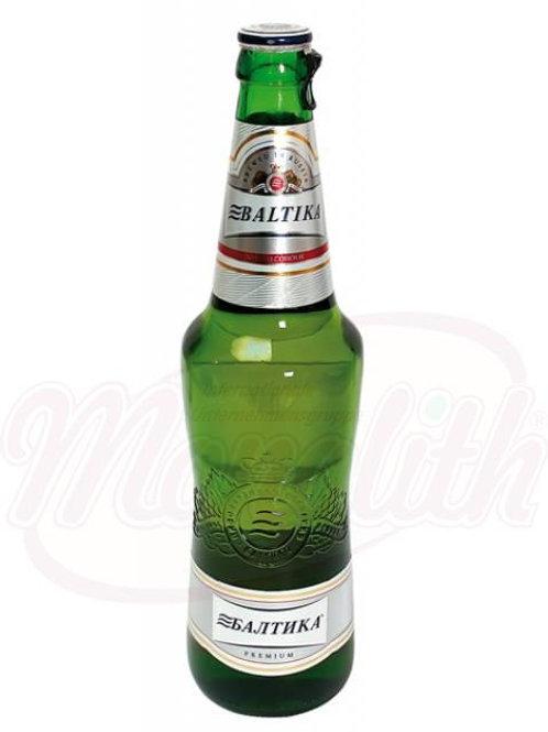 "Пиво ""Балтика"" №0, 0,5% алк. o.5"