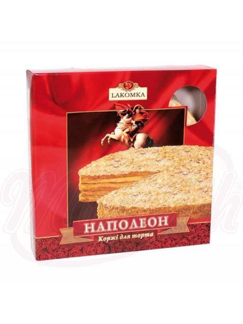 """Коржи для торта """"Наполеон"""" 400g"""
