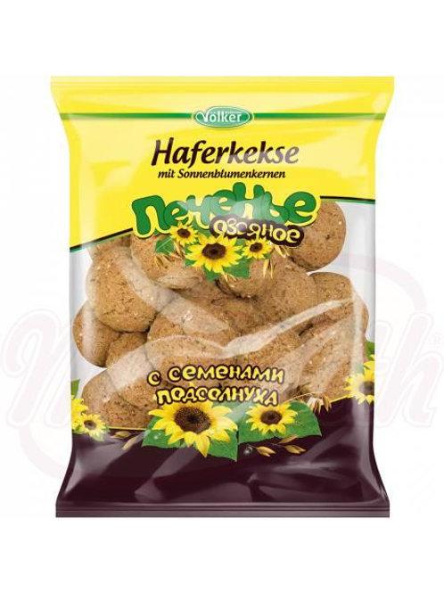 Овсяное печенье с семенами подсолнечника 500g