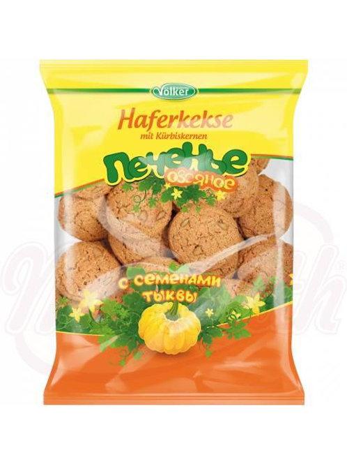 Овсяное печенье с семенами тыквы 500g