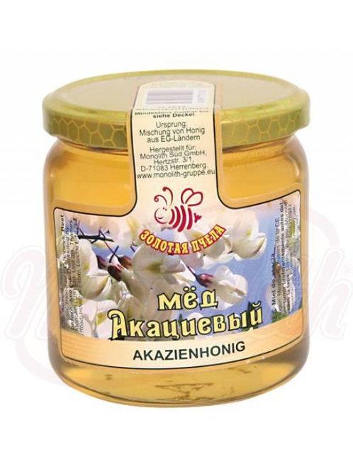 Акациевый мёд 500g
