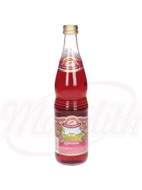 """Напиток безалкогольный сильногазированный ароматизированный """"Крюшон""""0.5l"""