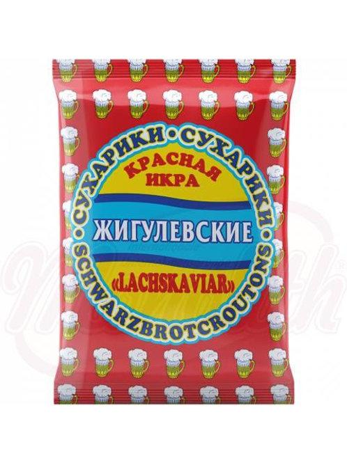 """Сухарики """"Жигулёвские"""" со вкусом икры лосося 50g"""
