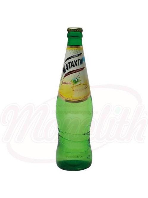 """Лимонад """"Натахтари"""" с лимонным вкусом 0.5l"""