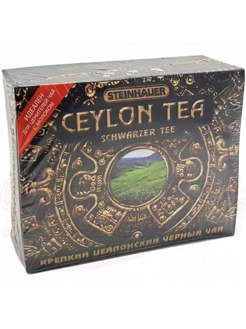 Чай цейлонский, крепкий 100pak -300g