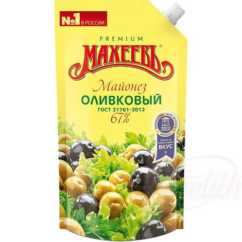 "Майонез ""Оливковый"" 67%  400Мл"