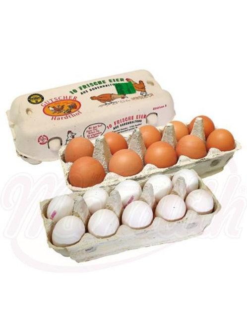 Яйца свежие 10 шт.