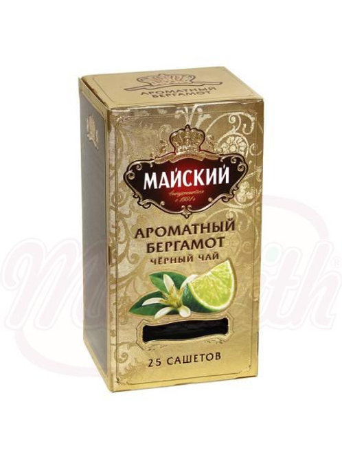 ***Чай Майский Ароматный, бергамот 50g