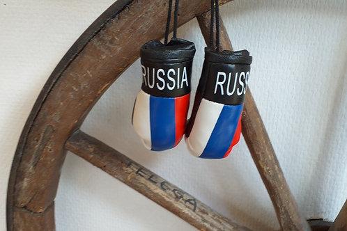 Боксерские перчатки РОССИЯ