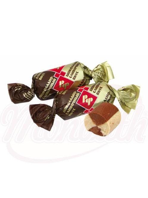 "Арахисовые конфеты ""Batonchiki Rot Front 100g"